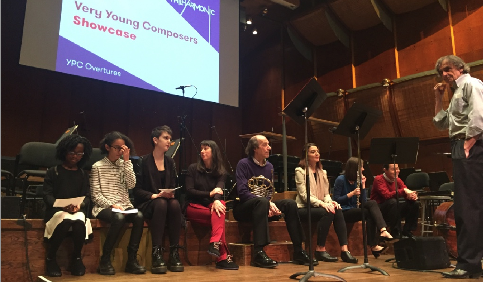 New Generation of Women Composers