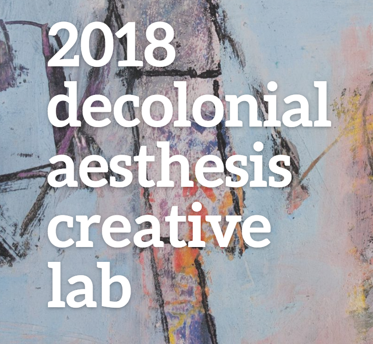 Decolonial AestheSis Creative Laboratory in South Africa